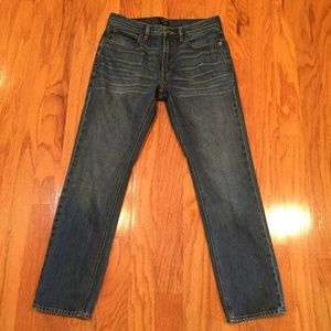 J Crew Men's The Sutton Jeans size 30 x 30